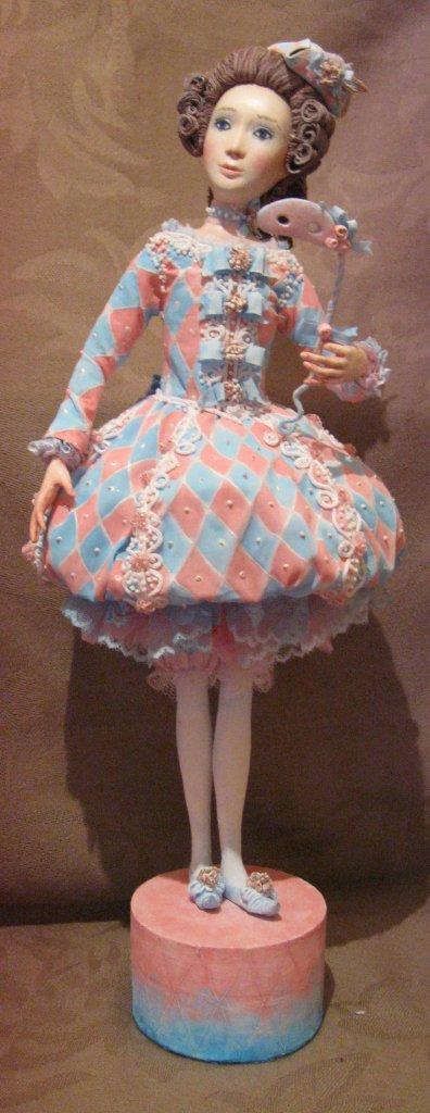 Мастер класс по куклам ладолл