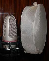 Как сделать поп-фильтр для микрофона