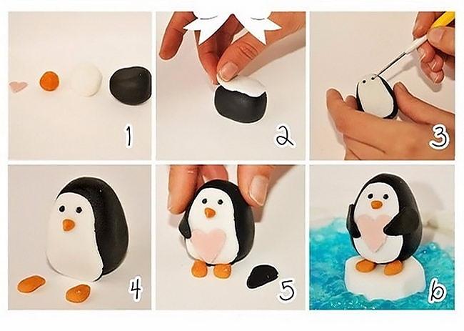 Как сделать фигуры с пластилина