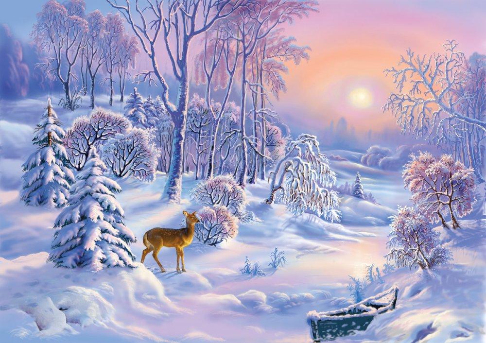 носить как назвать картины на зимнюю тему тепло поможет слой