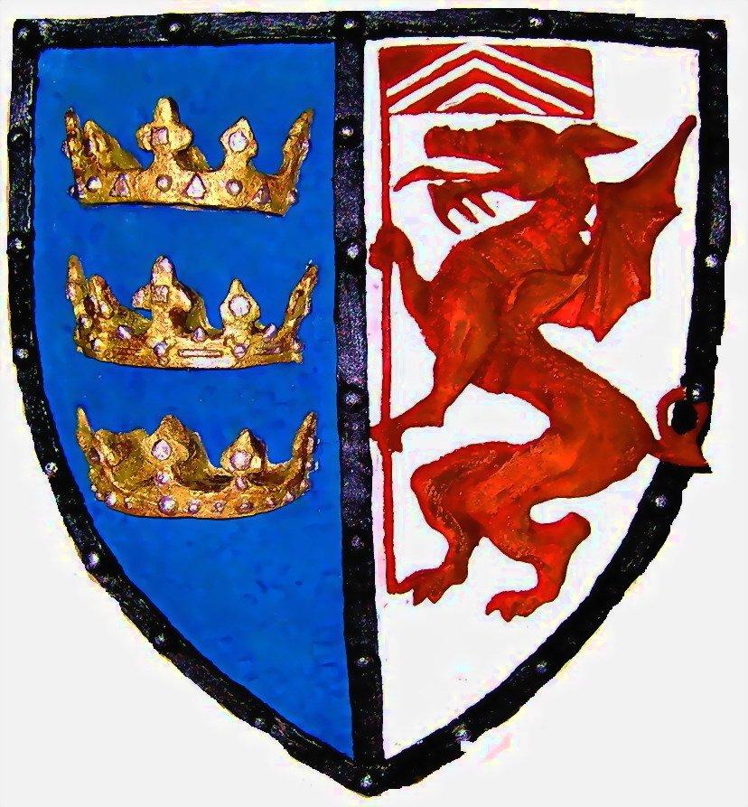 герб короля