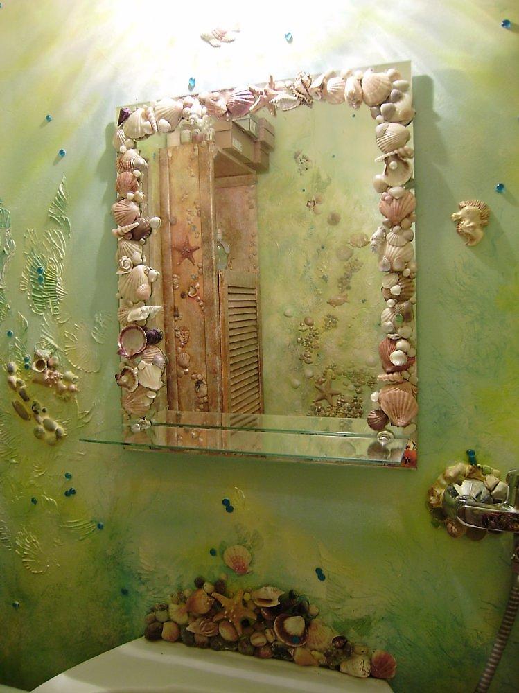 Как оформить стены в ванной комнате своими руками - SPB4p.ru
