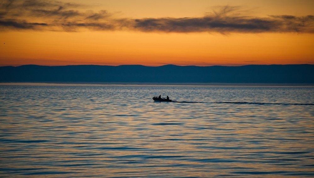 ночная рыбалка на байкале согласны