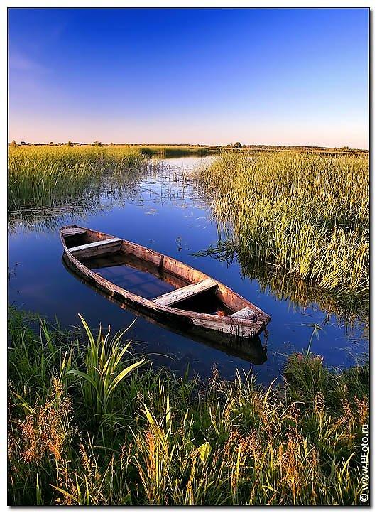 заводь для лодок