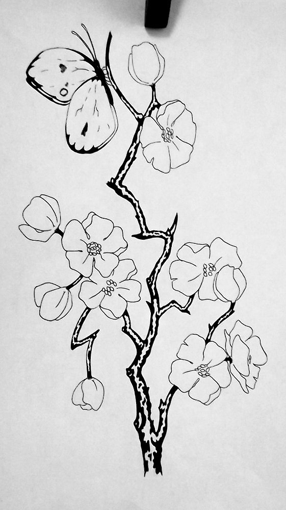 Рисунки с гелевой ручкой для начинающих на бумаге поэтапно