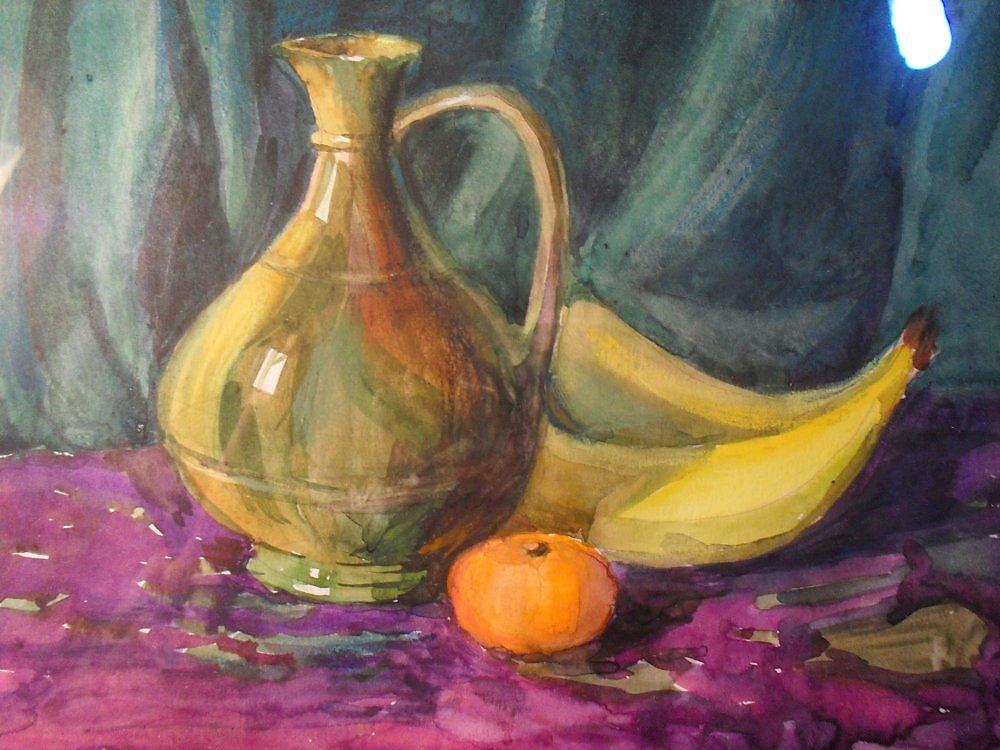 Фото натюрморты с фруктами