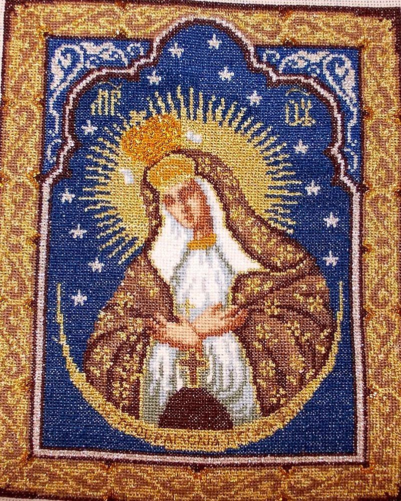 икона божьей матери остробрамская: