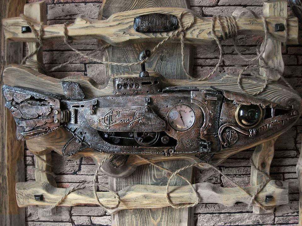 рыба судмарина