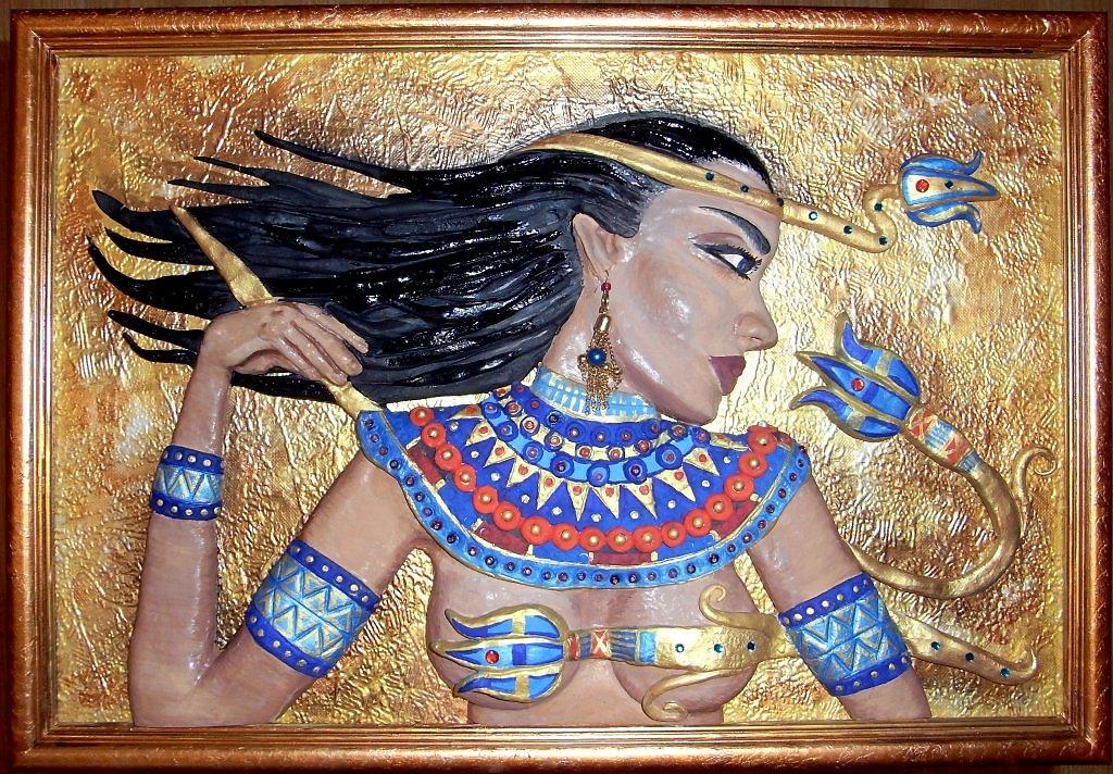 Поделки в египетском стиле