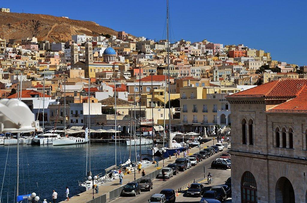 Остров самос греция фото 6
