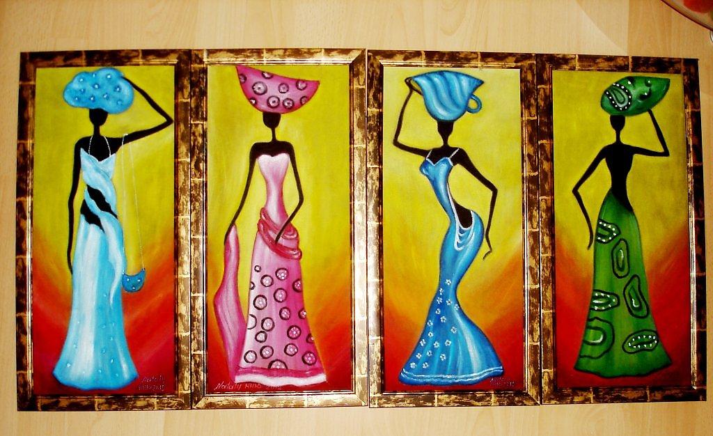 Африканский стиль в интерьере своими руками: фото
