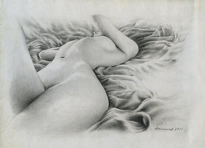 девушки рисуют пенисы с натуры мужчи давайте избивать