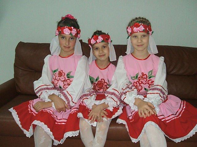 Белорусский костюм своими руками