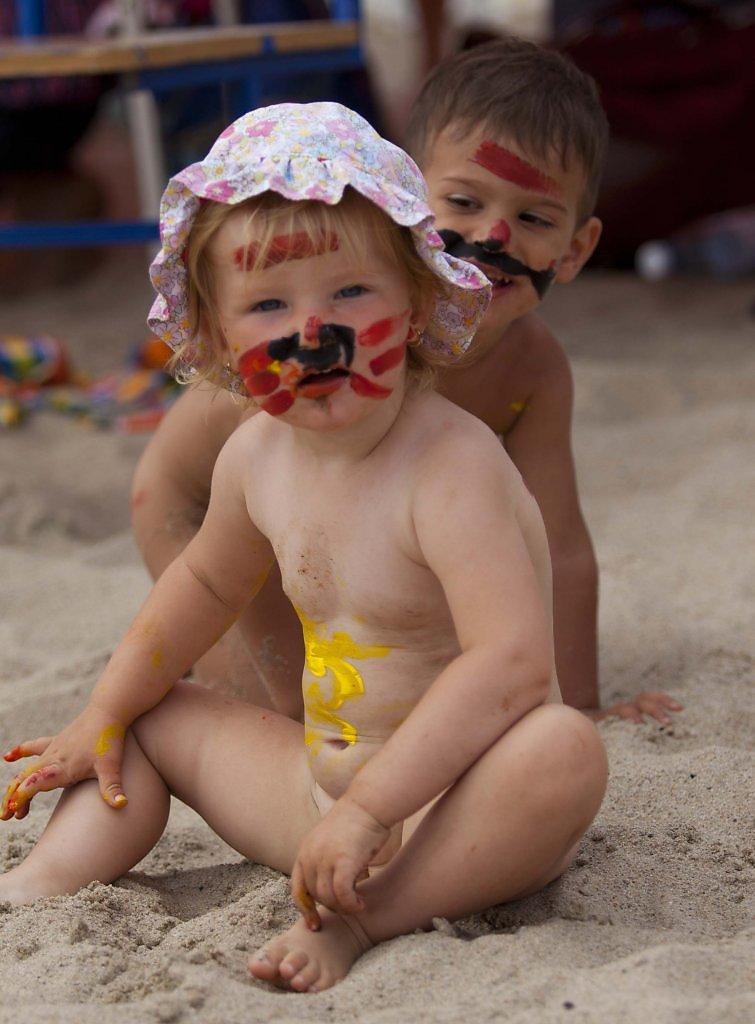 Красота Детей Нудистов