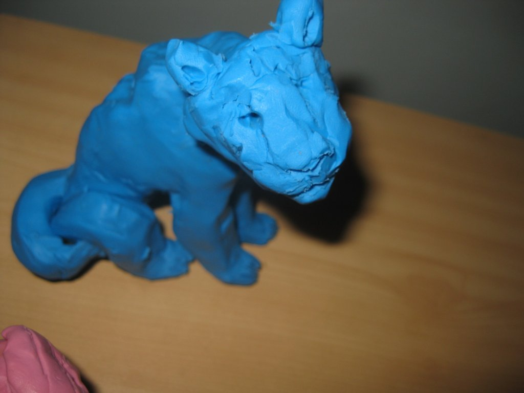 Скульптура из пластилина своими руками поэтапно 87