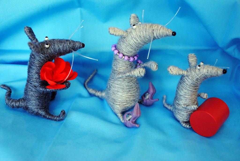 Сделать игрушку животное своими руками