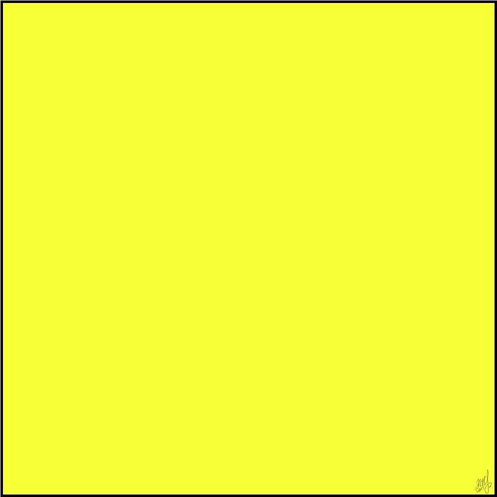 желтый квадрат фото