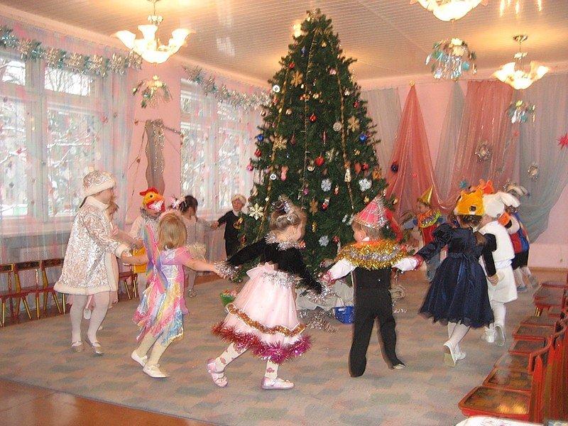 Петрова хоровод в новый год