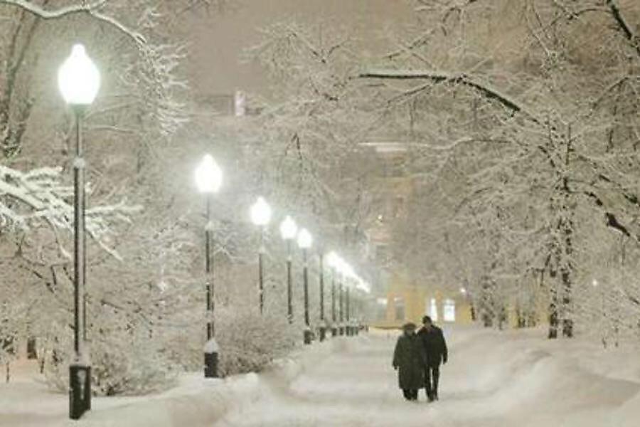 белый снег в моем городе вновь белый снег видео