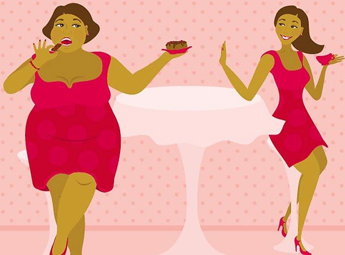 Как перестать жрать и похудеть