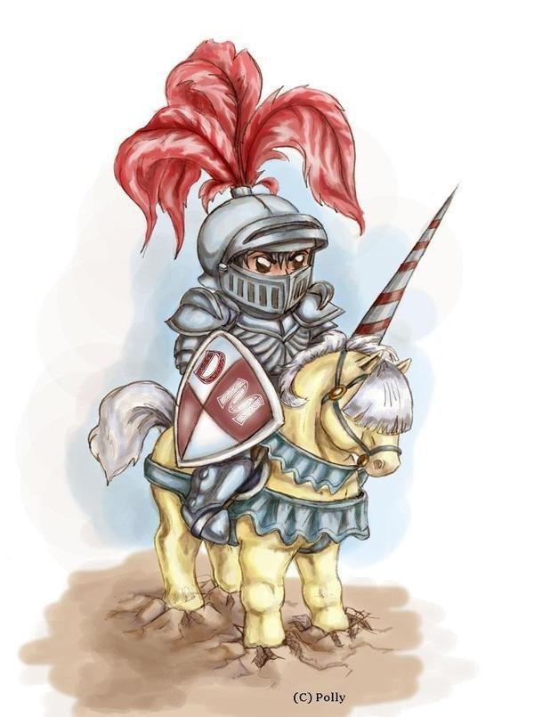 Прикольные картинки мой рыцарь