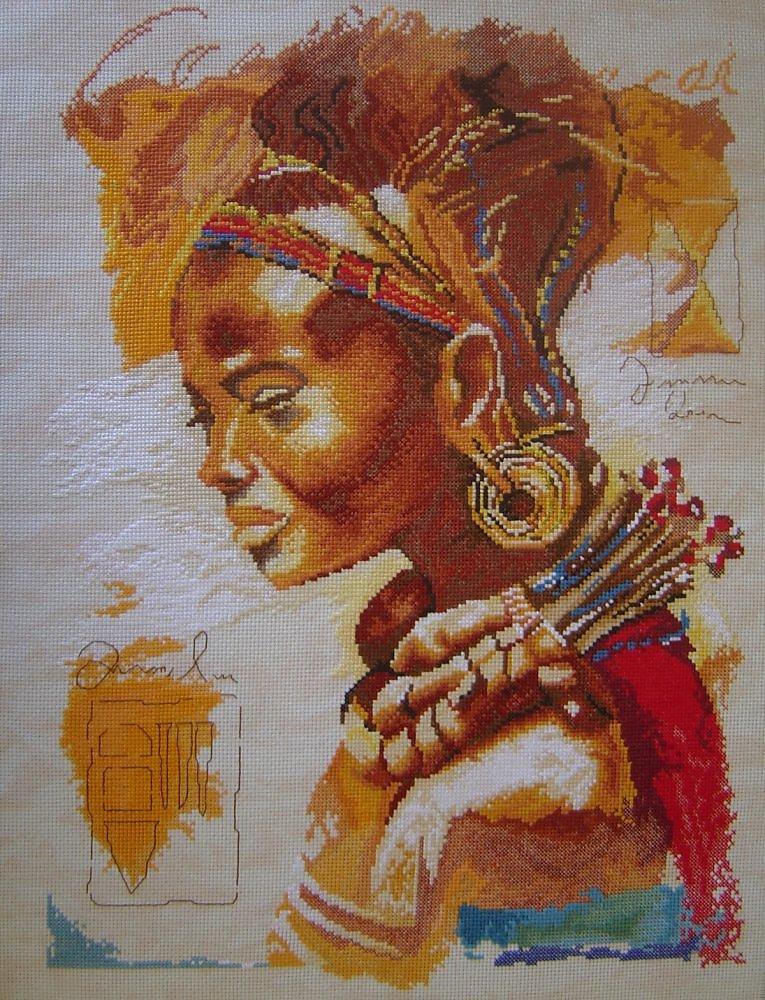 Картинки художники графики африки