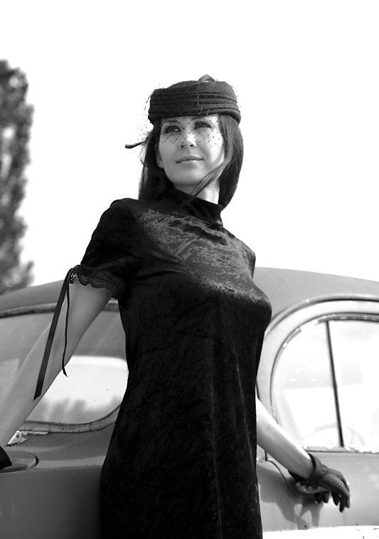 грузинки в шляпе фото