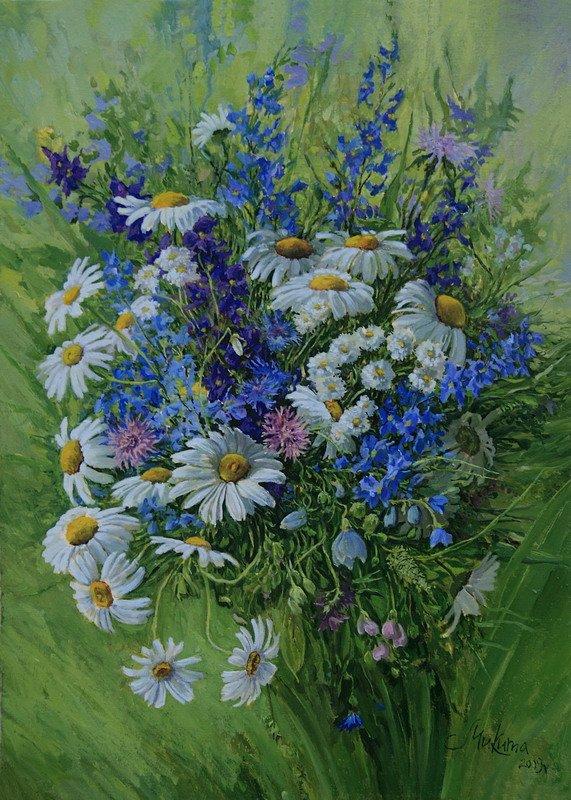 школа открытки полевых цветы отвечают многие
