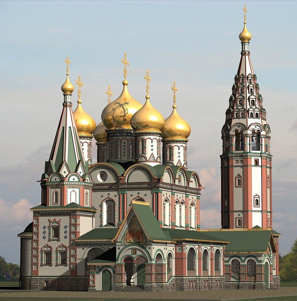 фото новой церкви в гусеве вас фотография находится