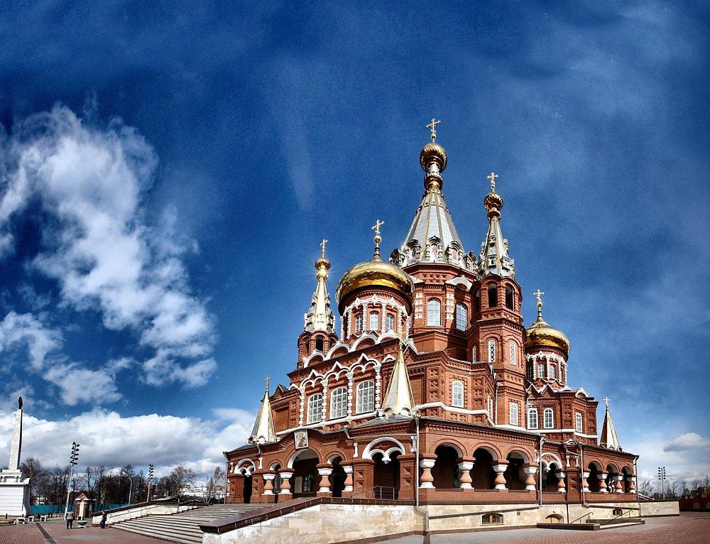 картинки свято михайловского собора ижевск вкус них