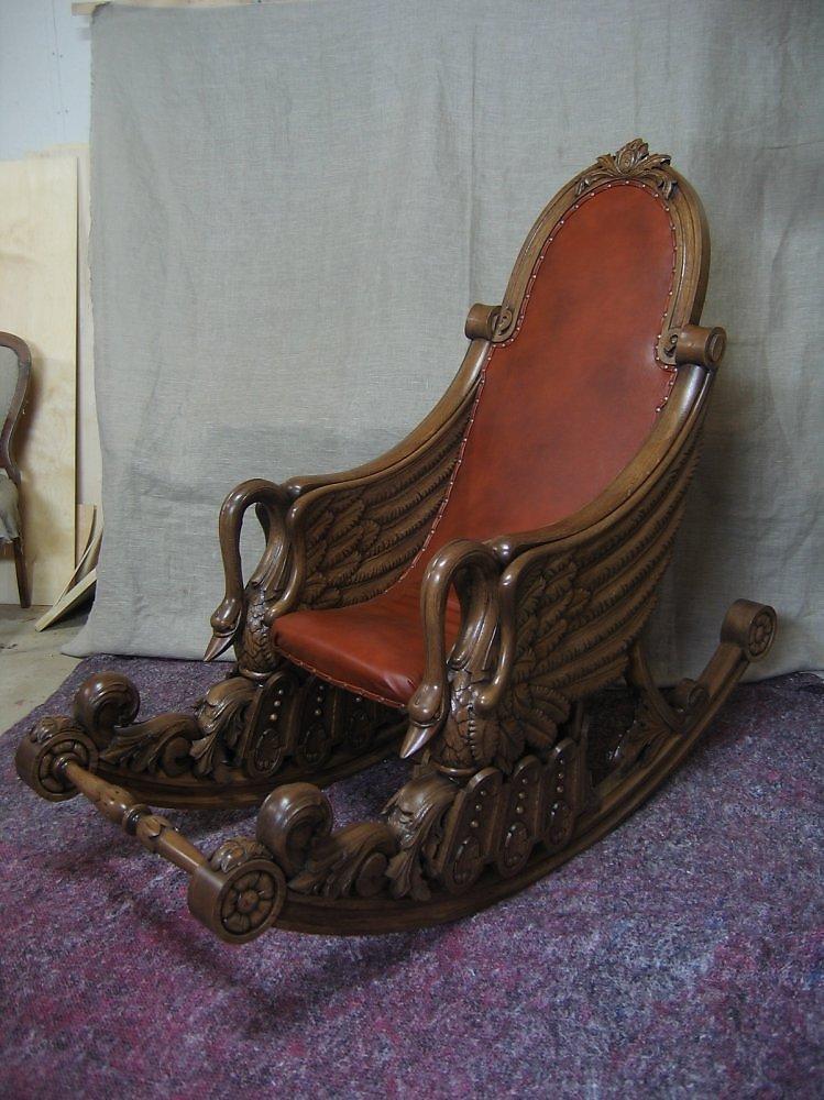 перивазального старинная стулья и кресла качалки фото из-за попытки самоубийства
