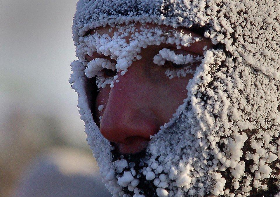 очень холодно фото приколы него