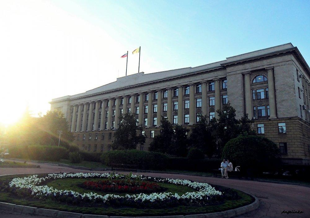 Правительство пензенской области фото