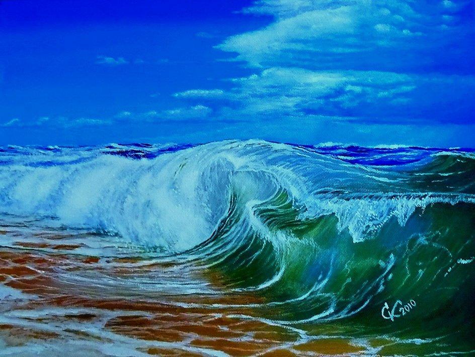 год анимация море волны со звуком чаще всего