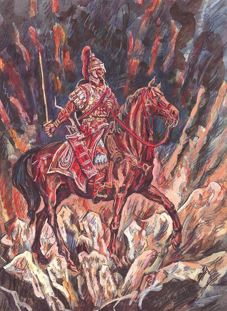 Легенды чувашские с картинками