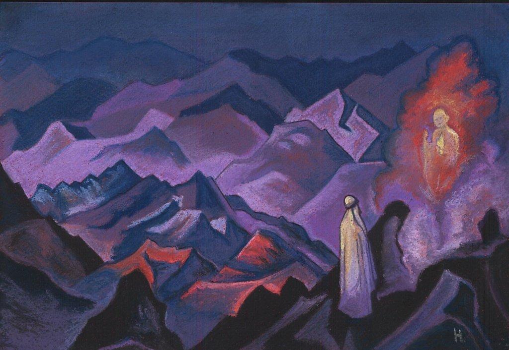 пророки рерих фото картины выражения яркости