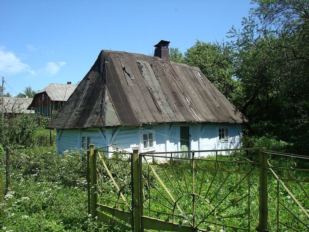 Фото домов западная украина среднее образование
