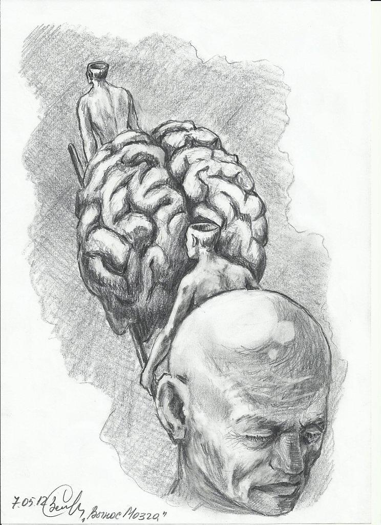 мозг картинки со смыслом