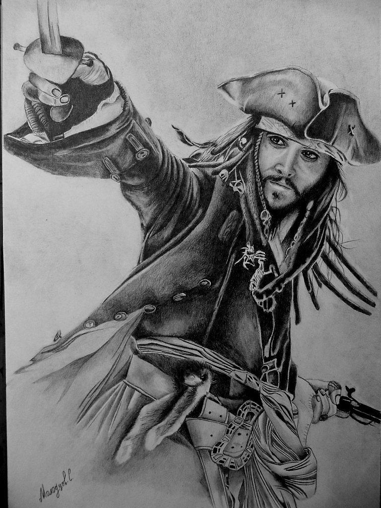 Черно белые картинки пиратов тематика
