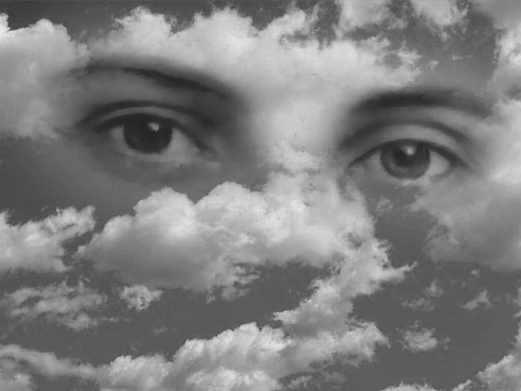 картинки мужские глаза в небе
