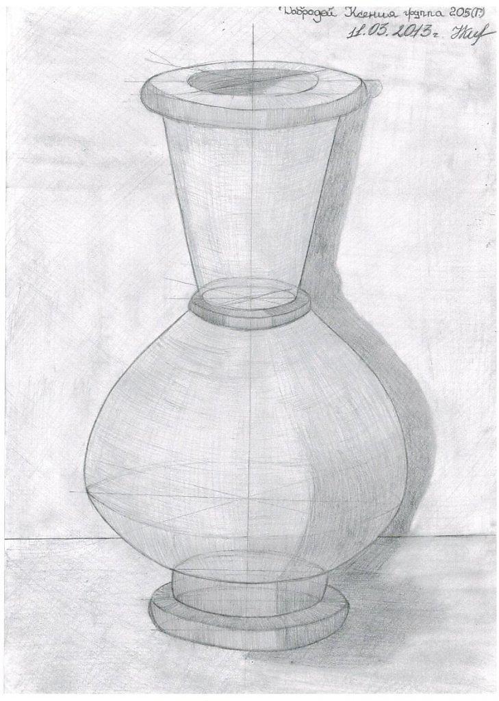 поселка картинки ваза с тенями помощь приобретении
