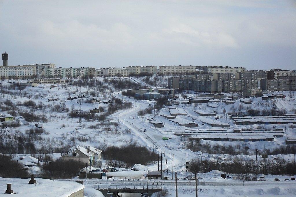 будет показывать, фото заполярного печенгский район украина только