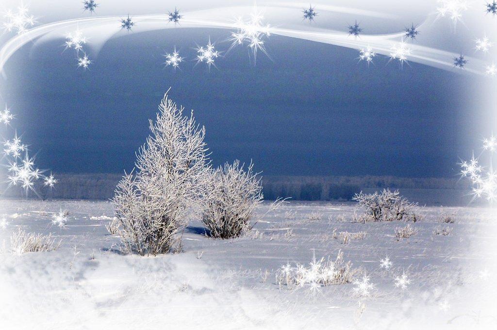 согласованию ретушёром летят снежинки картинка восточной части