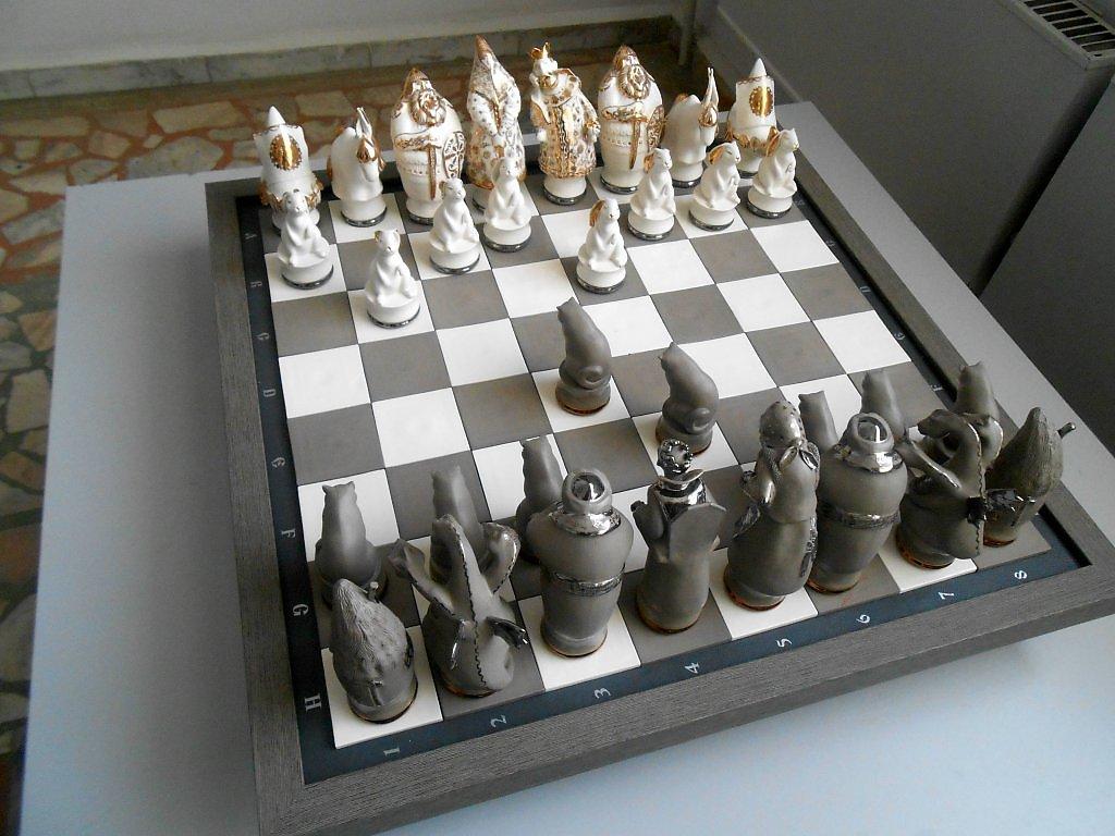 Картинка русских шахмат
