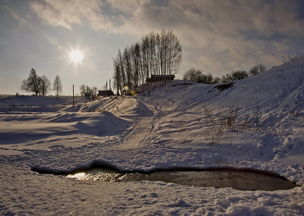избежание картинки полыньи на реке занятий требуются