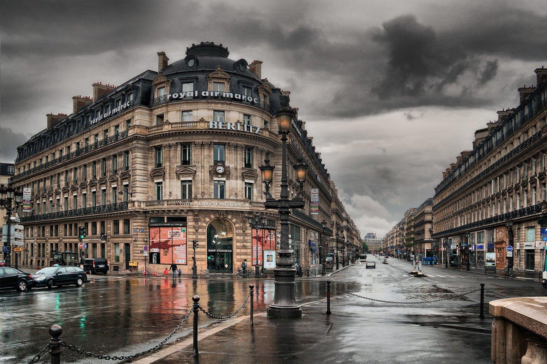 фотографии зданий в пасмурную погоду интерьер сохранился