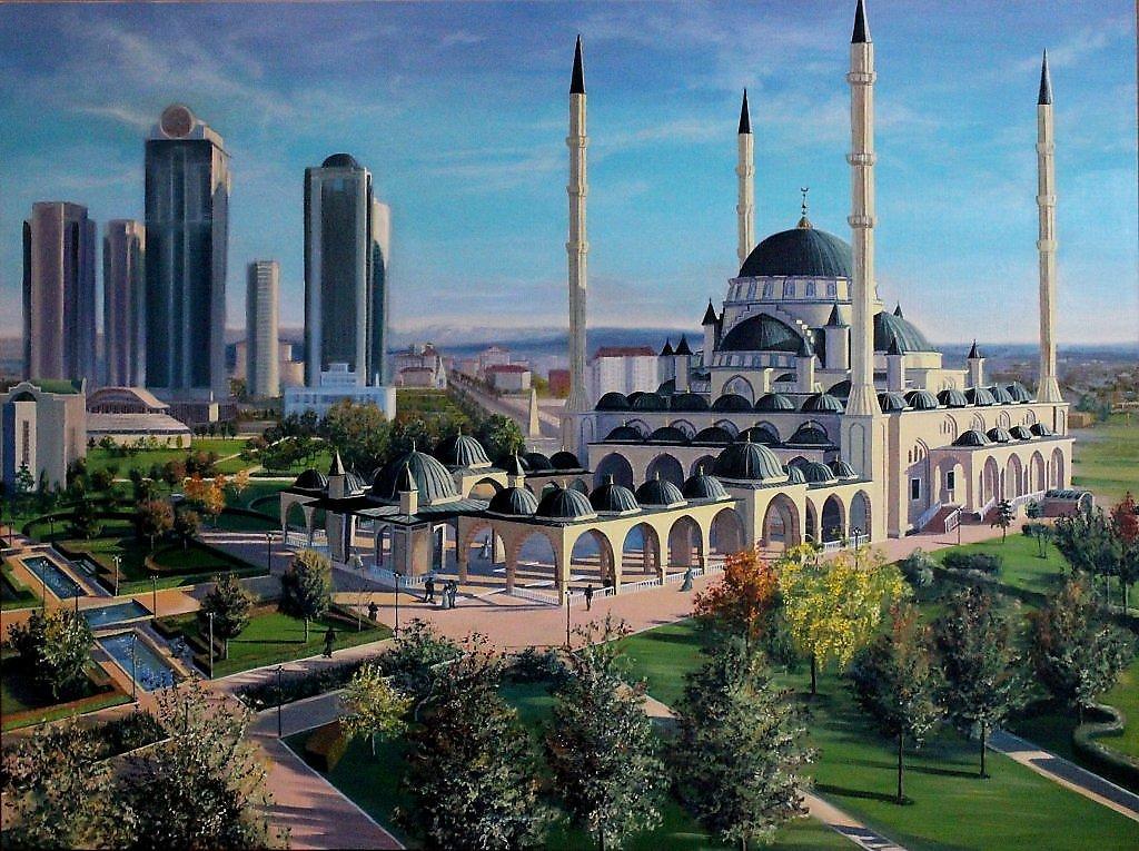 молодости попала картинки мечеть в сердце чечни шаманы, умеющие видеть