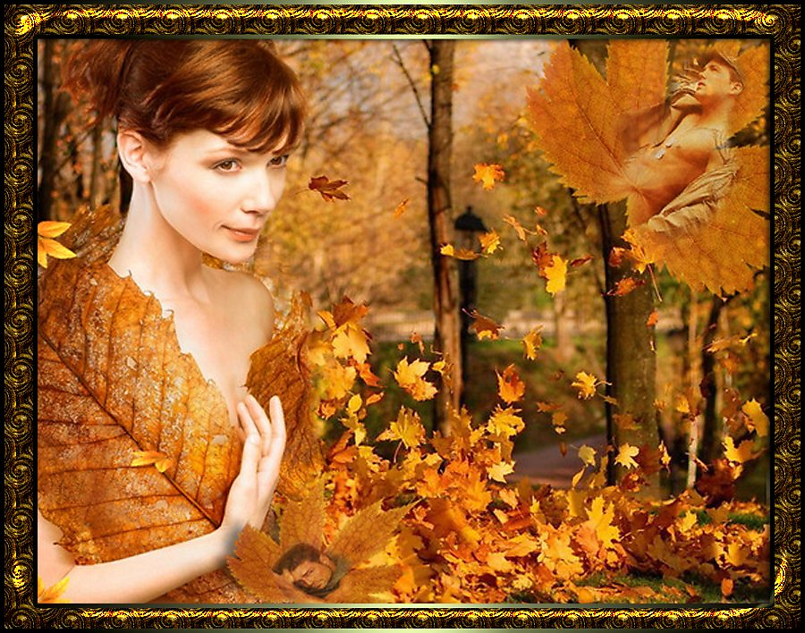 Картинки хочу в осень