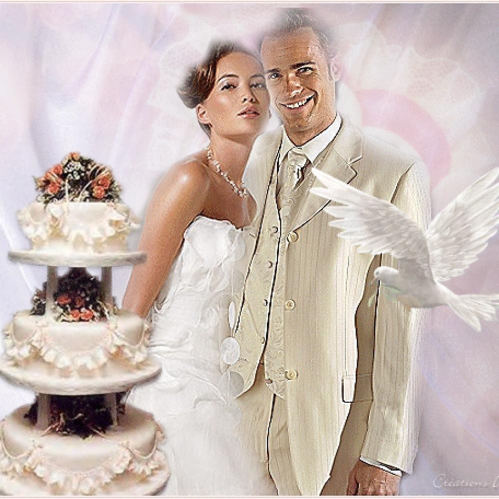 Гифы про свадьбу