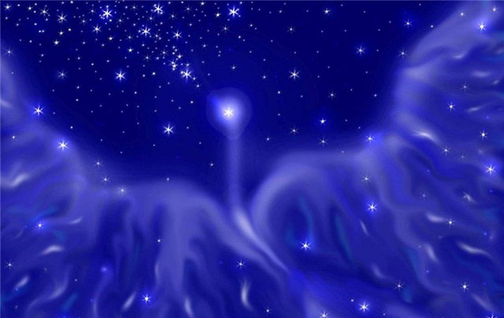 картинка гифка звезда в небесах видов гаультерии